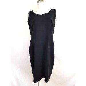 Nipon Boutique Dresses - Nipon Boutique Size 16 Black Sheath Dress